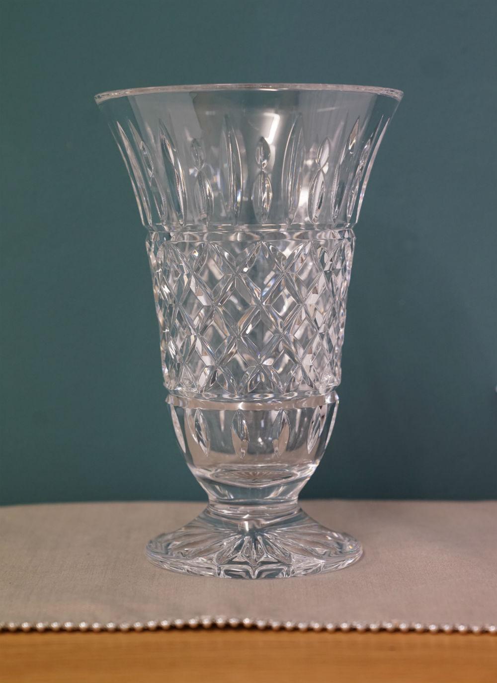 Waterford crystal dunston 10 vase blarney waterford crystal dunston 10 vase reviewsmspy