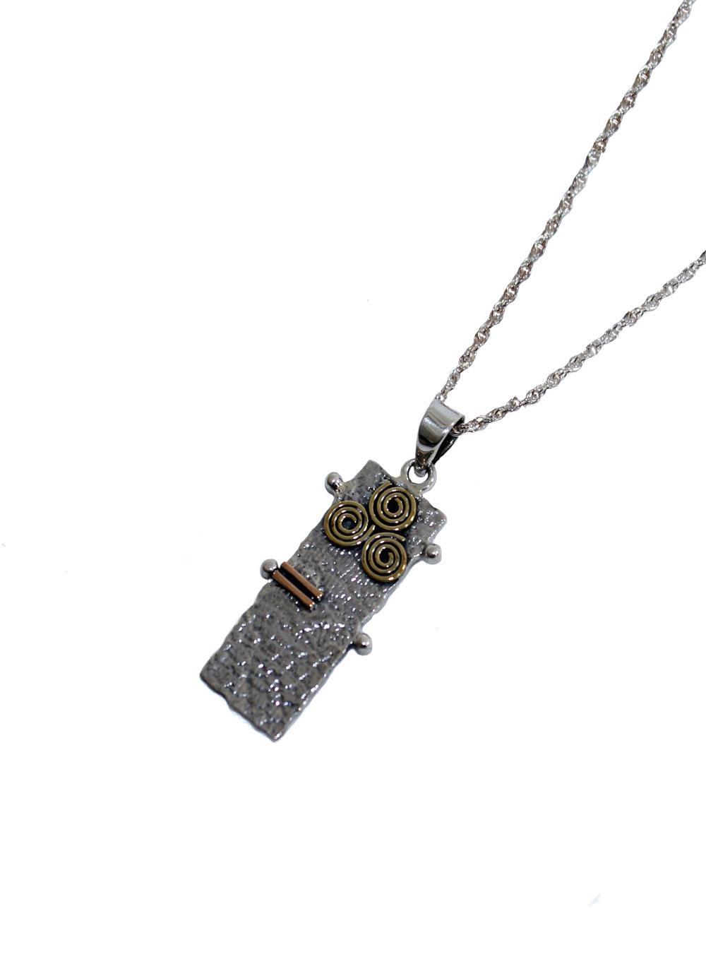 Banshee silver ogham pendant blarney banshee silver ogham pendant aloadofball Images