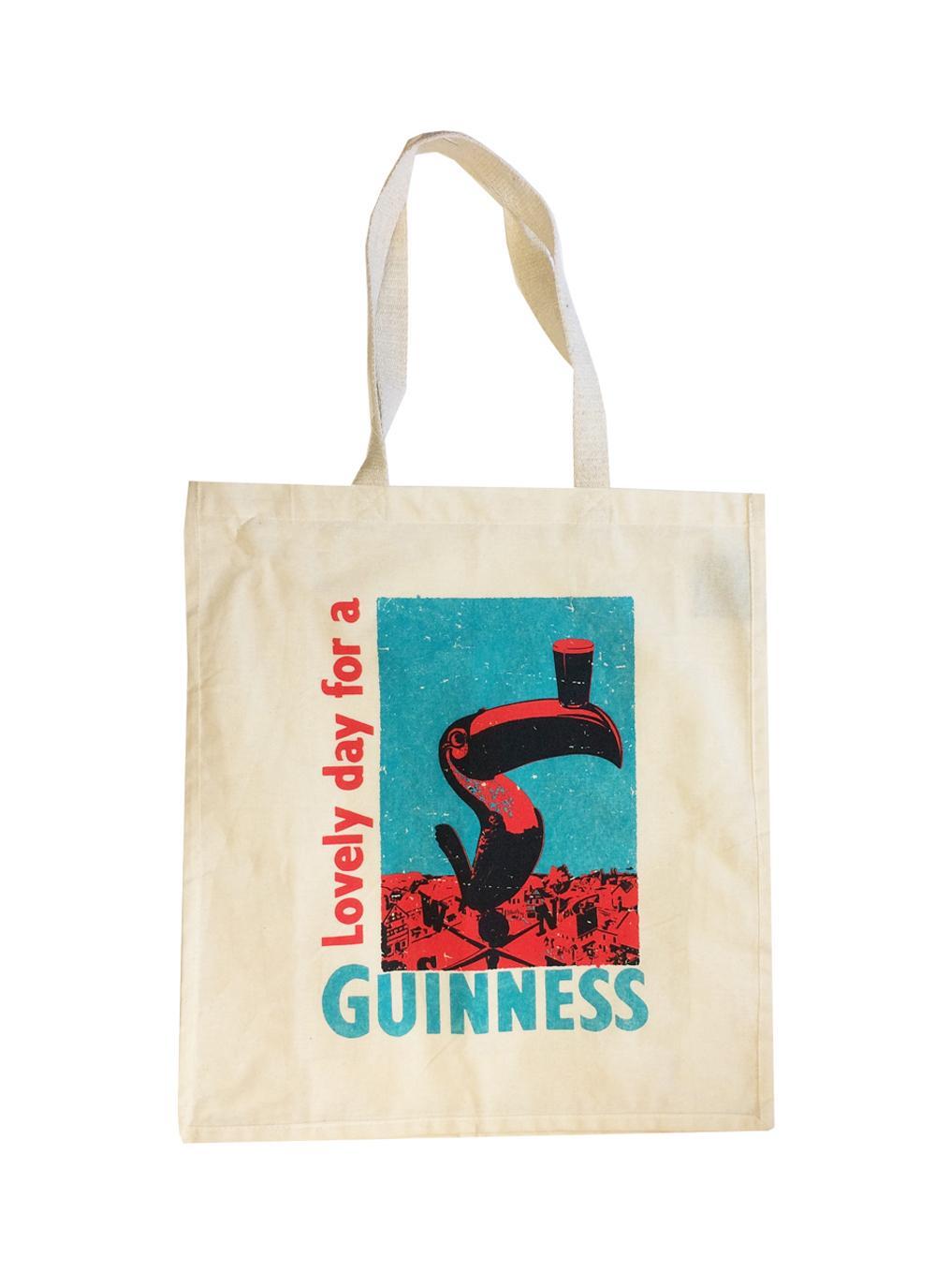 Guinness Lovely Day Toucan Shopper Bag | Blarney