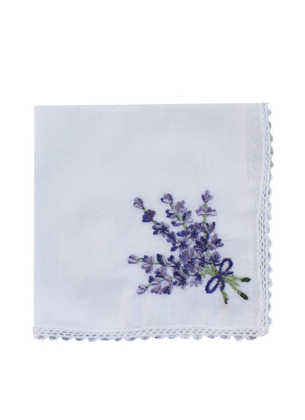 DUTCH KIDS BLUE EMBROIDER SET 2 BATHROOMED HAND TOWEL
