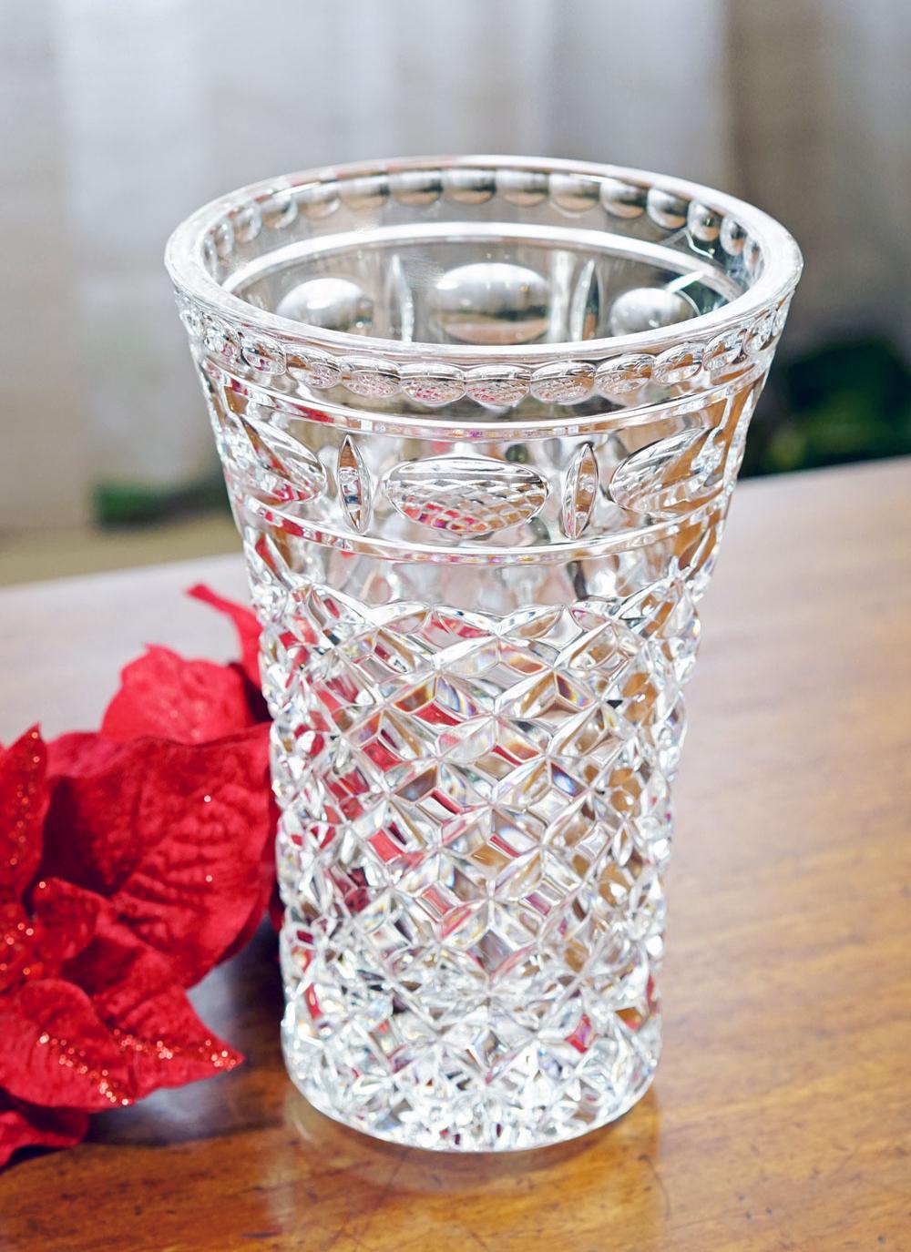Waterford crystal leonora 10 inch vase blarney waterford crystal leonora 10 inch vase reviewsmspy