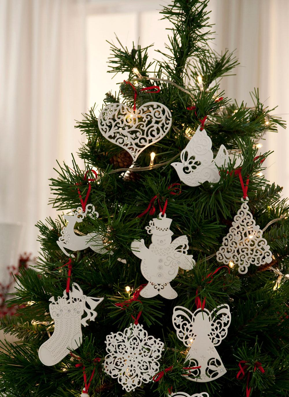 Irish Christmas Tree Ornaments