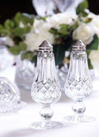 Salt Lamps Waterford : Waterford Crystal Lismore Salt & Pepper Set Blarney
