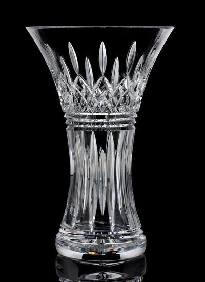 Waterford Crystal Lismore 12 Inch Vase Blarney