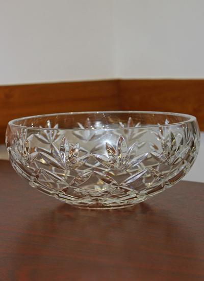 Blarney Exclusive Waterford Crystal Casleigh Bowl Blarney