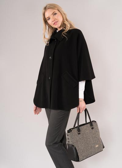 Emily Handbag Classic Herringbone Blarney
