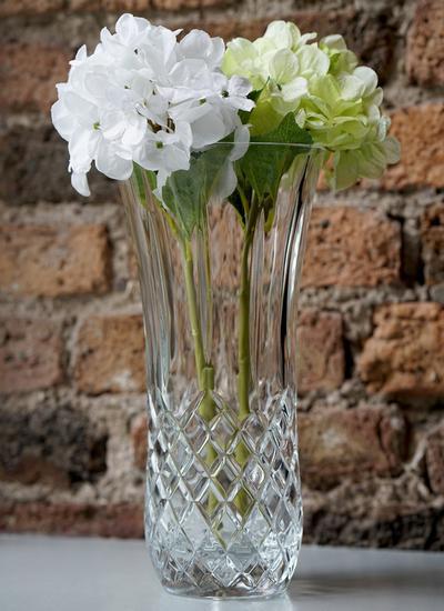 Waterford Crystal Marquis Daffodil 115 Vase Blarney