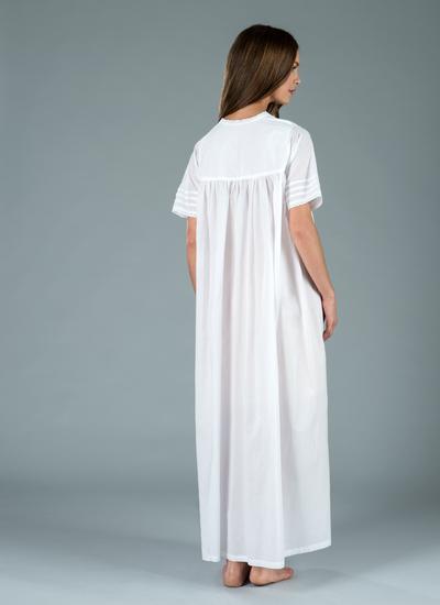 Aine Cotton Nightgown  e40570f0e