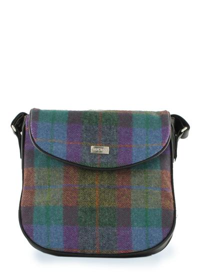 Orla Satchel Bag Country Heritage Tweed Blarney