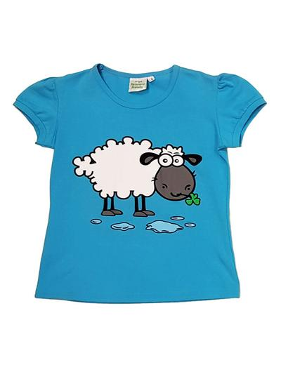 Girls Sheep T Shirt Blarney