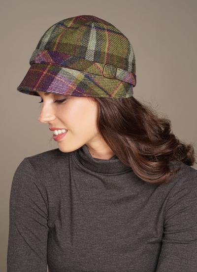 b7bfe6e82fccc Mucros Flapper Hat