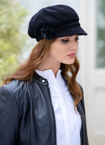 Irish Wool Newsboy Hat  02789ff1cd3