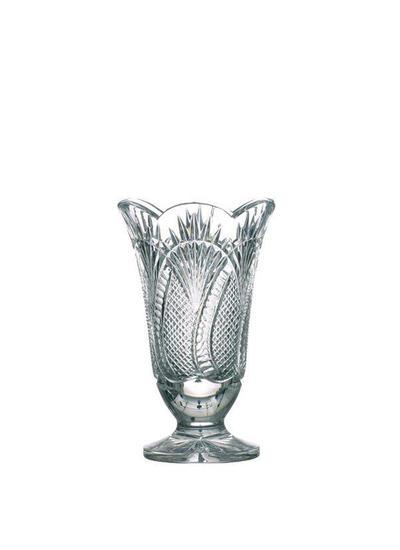 Waterford Crystal Seahorse 10 Inch Vase Blarney