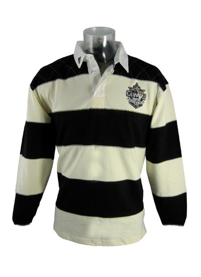 c0ceb0217b0 Top Five Guinness England Classic Rugby Shirt / Fullservicecircus