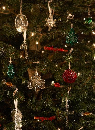 Waterford Crystal Christmas Ornaments.Waterford Crystal Nativity Ornament Blarney