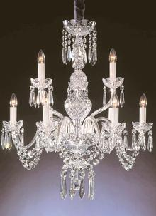 Ashbourne 9 Arm Chandelier