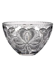 Waterford Crystal Irish Shamrock 10'' Bowl