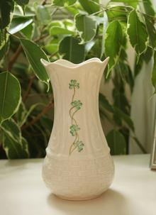 Belleek Kells 7'' Vase