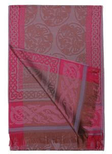 Celtic Scarf Pink