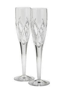 Waterford Crystal Signature Flute Pair