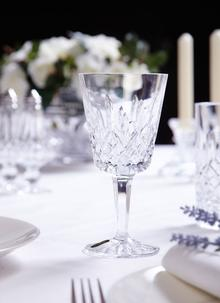 Waterford Crystal Classic Lismore Goblet