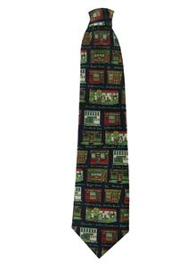 Pubs of Ireland Silk Tie
