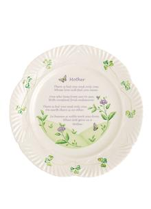 Mother's Blessing Plate