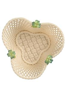 Four Leaf Clover Basket