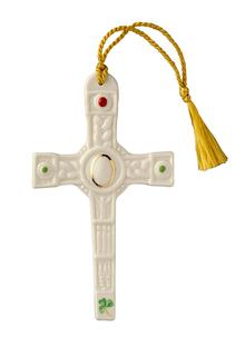 Clougher Cross Ornament