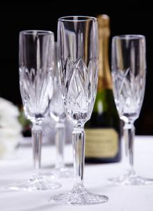 Marquis by Waterford Crystal Brookside Flutes Set