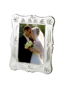 Waterford Crystal Heirloom Wedding Frame 5''X7''