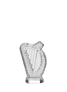 Waterford Crystal Minature Harp
