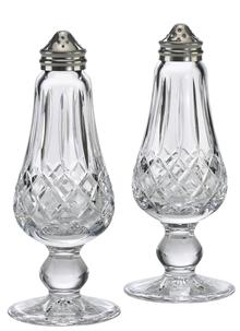 Waterford Crystal Classic Lismore Salt & Pepper Set