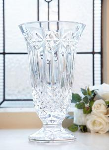 Waterford Crystal Starburst 12'' Vase