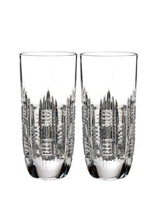 Waterford Crystal Dungarvan Hi Ball Pair