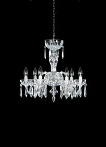 Waterford Crystal Lismore 6 Arm Chandelier