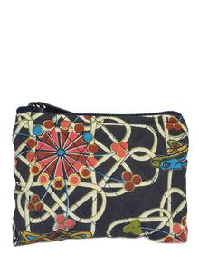 Book of Kells Navy Coin Purse