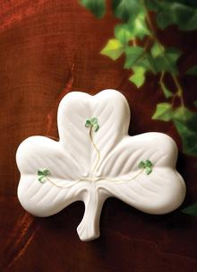 Shamrock Wall Plaque