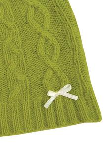 Classic Cable Apple Knit Hat