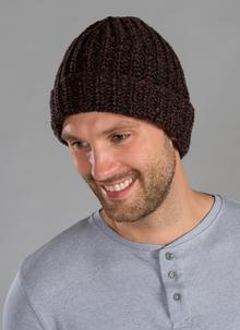 Fisherman Chunky Rib Hat