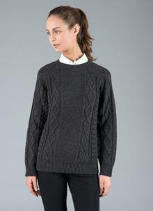 Colette Crew Neck Sweater