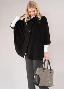 Wool Cashmere Maty Cape
