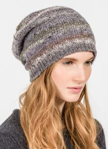 Fisherman Silk Mix Beanie