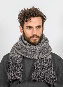 Fisherman Two Tone Scarf