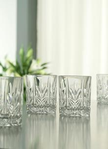 Galway Crystal Abbey Tumblers Set of 6