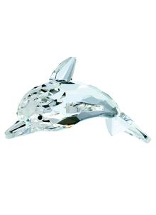 Galway Crystal Dolphin