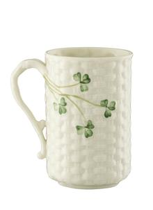 Belleek Classic Gaelic Coffee Mug
