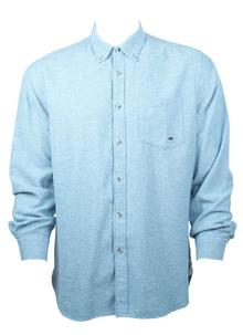 Collared Grandfather Shirt