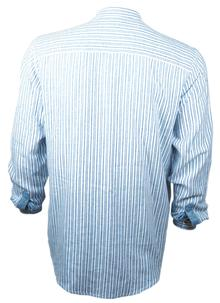 Grandfather Striped Shirt