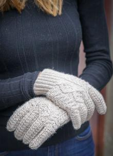 Hand Knit Gloves